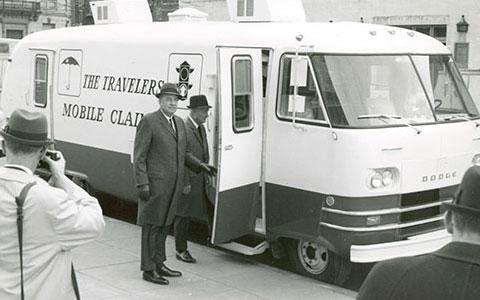 Travelers History | Travelers Insurance