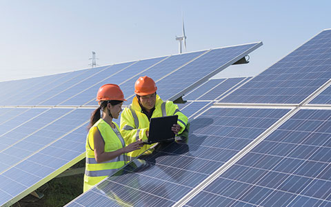 Cyber risks for solar and wind installations