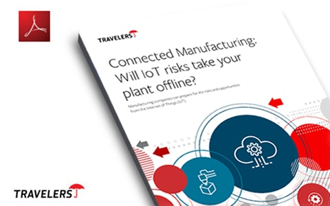 Connected Manufacturing White Paper download