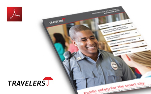 Smart Technology for Public Safety White Paper PDF