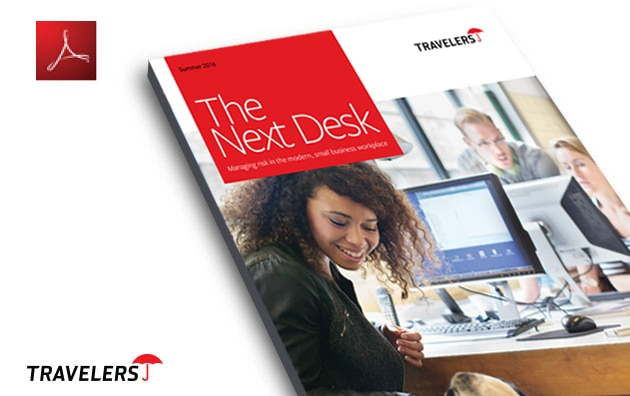 Cover of Next Desk edition 3