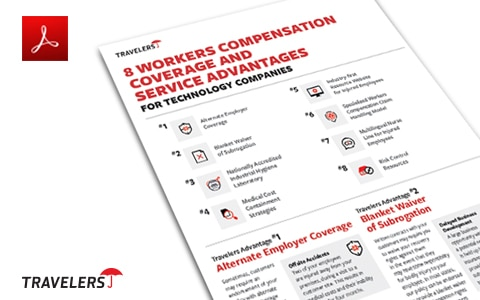Download 5 Workers Comp Coverage and Service Advantages pdf