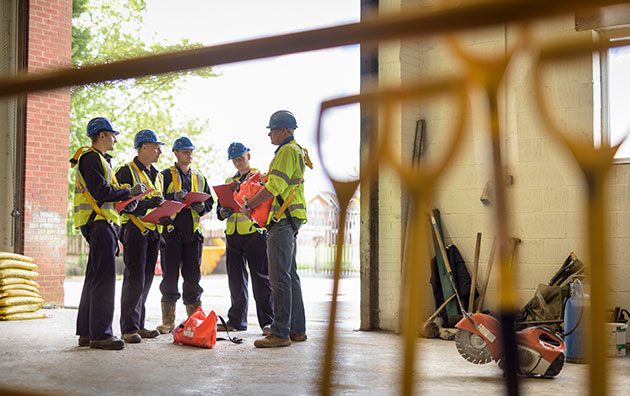 Managing Your Construction Risk