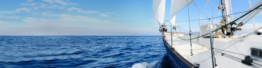 Help ensure smooth sailing by being properly protected