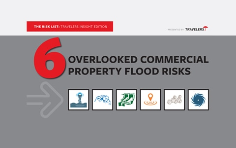 Commercial Property Flood Risks