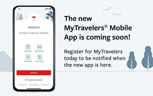 MyTravelers Mobile App coming soon