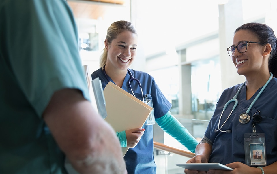 Managing the Risks of Injury to First-Year Healthcare Employees