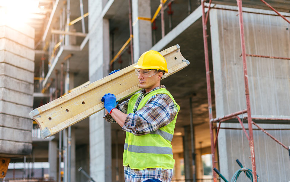 Avoiding Opioid Addiction in the Construction Industry