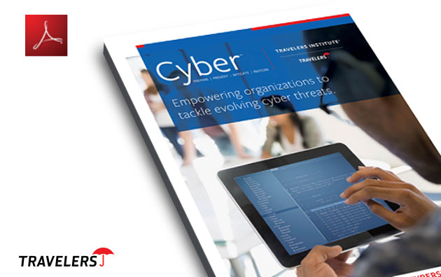 Cover of Cybersecurity Guide PDF