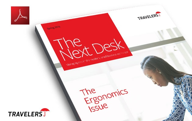 Cover of Next Desk Spring Edition