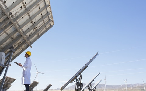 Predictive Maintenance at Solar and Wind Installations to Reduce Risks and Downtime