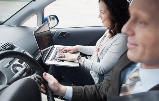 Ergonomics In The Mobile Office Travelers Insurance