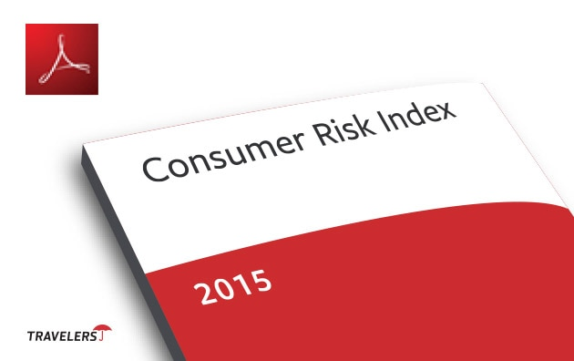 2015 Travelers Consumer Risk Index report