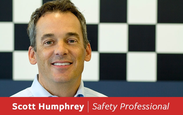 Safety Specialist Scott  Humphrey