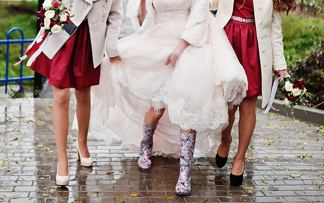 Wedding Day Insurance: Protecting Your Wedding Day