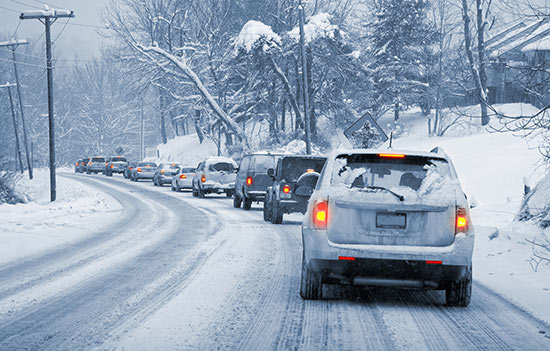Winter Driving Safety Tips | Travelers Insurance