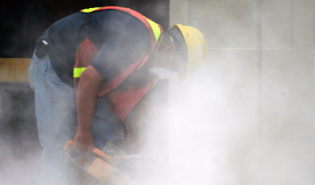 Exposure to Respirable Crystalline Silica.