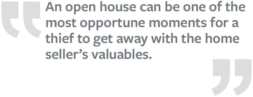Open house quote