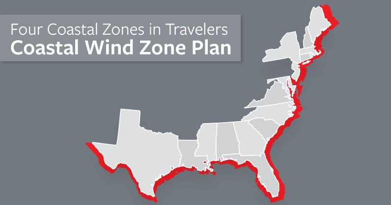 Coastal Wind Zone Plan